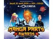 Manga Party Awards