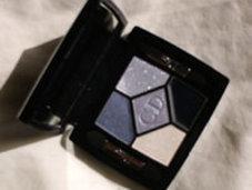 Palette couleurs créateur Dior, test