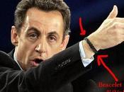 Sarkozy aime bracelets poils d'éléphant, illégaux