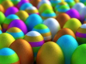 Oeufs de Pâques (illustration)