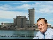 ajustements Bruno Lafont, cimentier chez Lafarge.