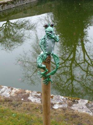 Christophe Friquet, sculpteur animalier