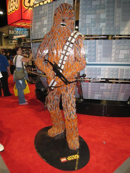 Les sculptures LEGO les plus incroyables