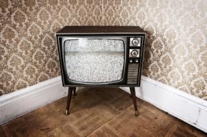 Télévision (image d'illustration)
