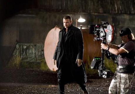 Sur le tournage X-men origins Wolverine