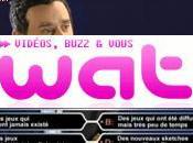 buggé chez Wat.tv...