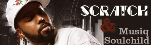 Scratch feat. Musiq Soulchild, Tonite  (audio)