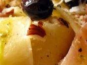 Pappardelles crème pistaches