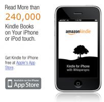 L'application Kindle pour iPhone profitera forcément à Amazon