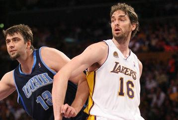 Preview: 14.04.09 Jazz @ Lakers