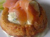 terrines saumons coulis poireaux