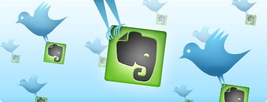 01 Transformez un tweet en note sur Evernote