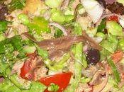 Salade terre