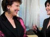 """Peopleries santé Roselyne Bachelot remet """"croix chevalier Arts Lettres"""" Liane Foly"""