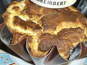 Soufflé camembert..
