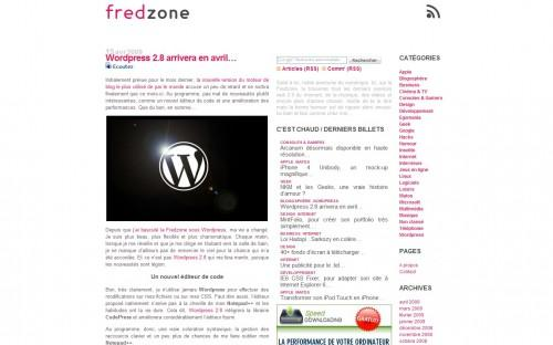 wordpress 28 500x312 BlOg'X Office #2 : petit medley du Web