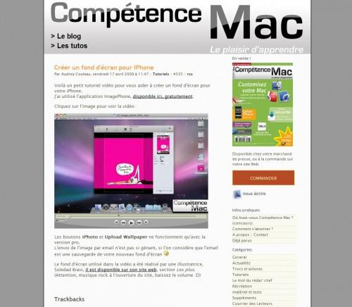 tuto iphone 500x436 BlOg'X Office #2 : petit medley du Web
