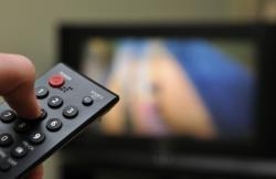 télévision zapper