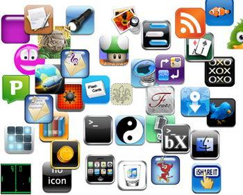 applications iphone