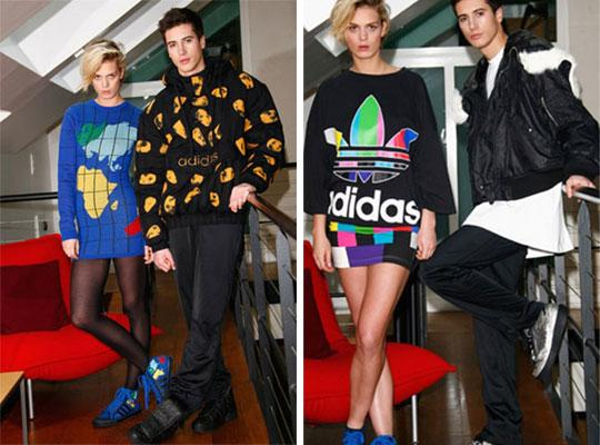 Preview Adidas Originals by Originals x Jeremy Scott Hiver 2009