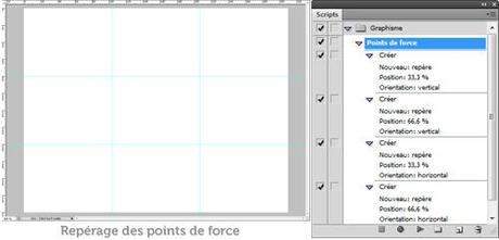 Script - Points de force - screenshot
