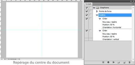 Script - Centre image - screenshot