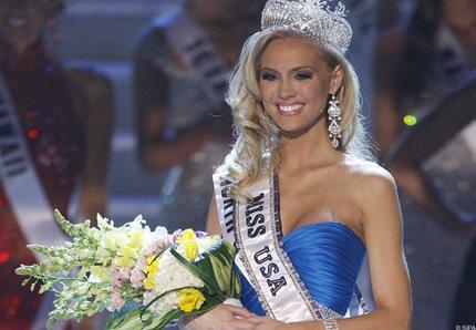 Kristen Dalton, nouvelle ambassadrice de la beauté américaine