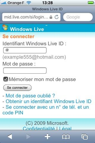 hotmail-iphone