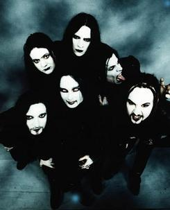 Cradle Of Filth a un nouveau guitariste