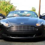 Aston Martin DB9 V12 Volante (Photos)