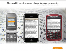 Wattpad de retour sur le BlackBerry App World