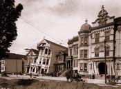 1906 tremblement terre Francisco