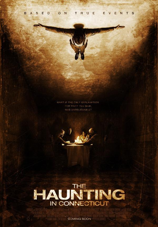 Critiques en Vrac 4: Cannibalis - The Haunting in Connecticut - The Condemned