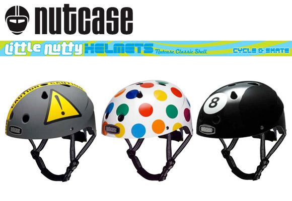 LITTLE NUTTY by NUTCASE  // kids bicycle helmets
