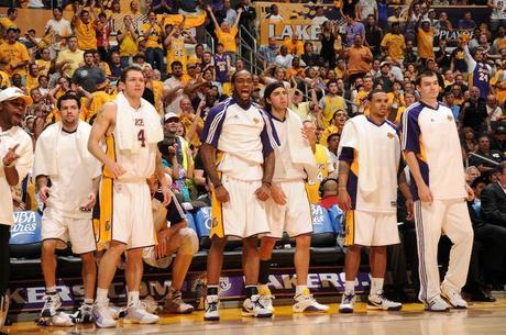 (Round 1 Game 1)19.04.09: Jazz 100 - 113 Lakers