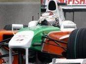 Force India prévoit améliorations