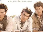 Voilà pochette nouvel album Jonas Brothers