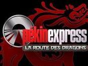 Coup d'envoi soir saison Pékin Express