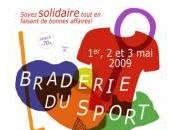 maillot pour braderie solidaire