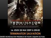Terminator Salvation Avant-première Mondiale Paris