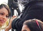 tournage 'Lamhaa' avec Bipasha Basu Kunal Kapoor