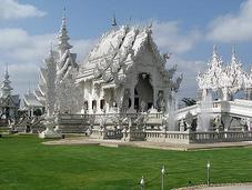 Rong Khun, Temple Blanc