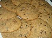Cookies sucre muscovado