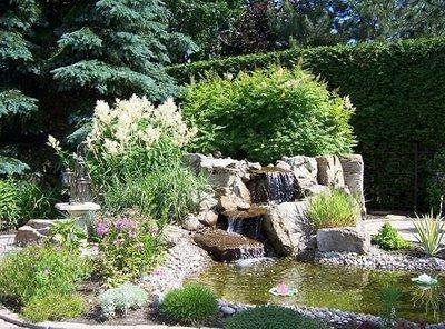 jardin rocaille | À Voir