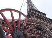 racines ailes célèbre Tour Eiffel