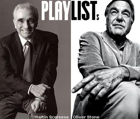 scorsese stone Playlists Martin Scorsese et Oliver Stone