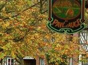 Restaurant pavé d'Auge Beuvron Auge (Calvados)