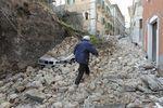 Solidarité avec Abruzzes Pour venir aide sinistrés tremblement terre