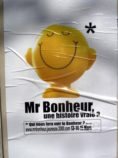 A la recherche de M. Bonheur, ou le 7 juin, l'Europe chrétienne