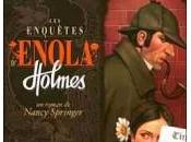 J'ai lu... Enola Holmes: double disparition (Nancy Springer)